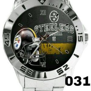 Pittsburgh Steelers watch